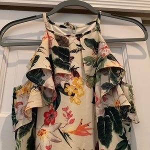London Times Dresses - Summerly flower print dress by London Times size 6